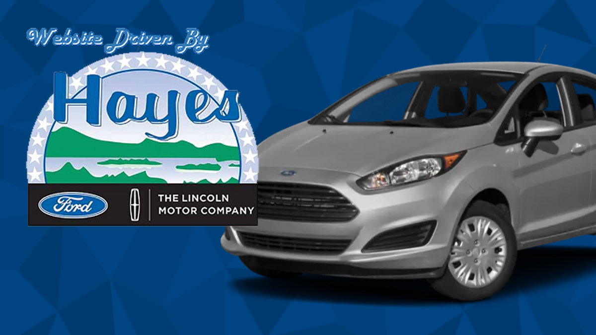 Hayes Ford Banner