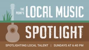 Local Music Spotlight Banner