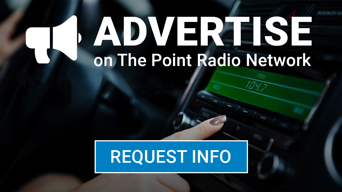 Point Advertising Opportunities Banner